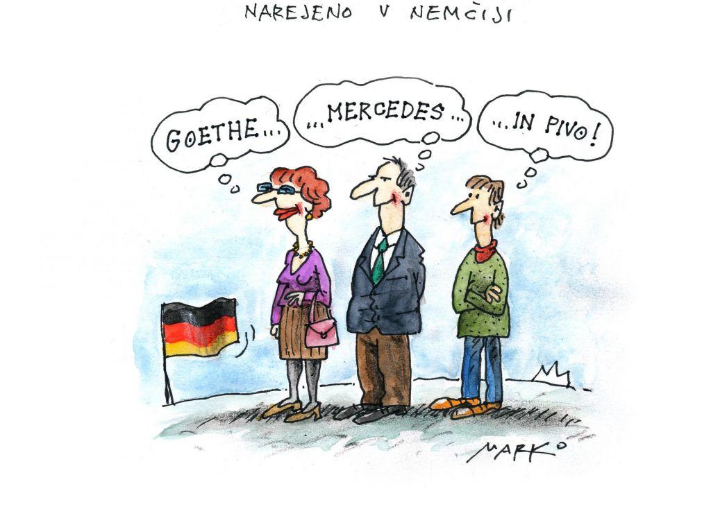 Narejeno v Nemčiji