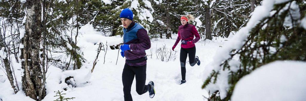 Sprejmite mraz in obujte športne copate