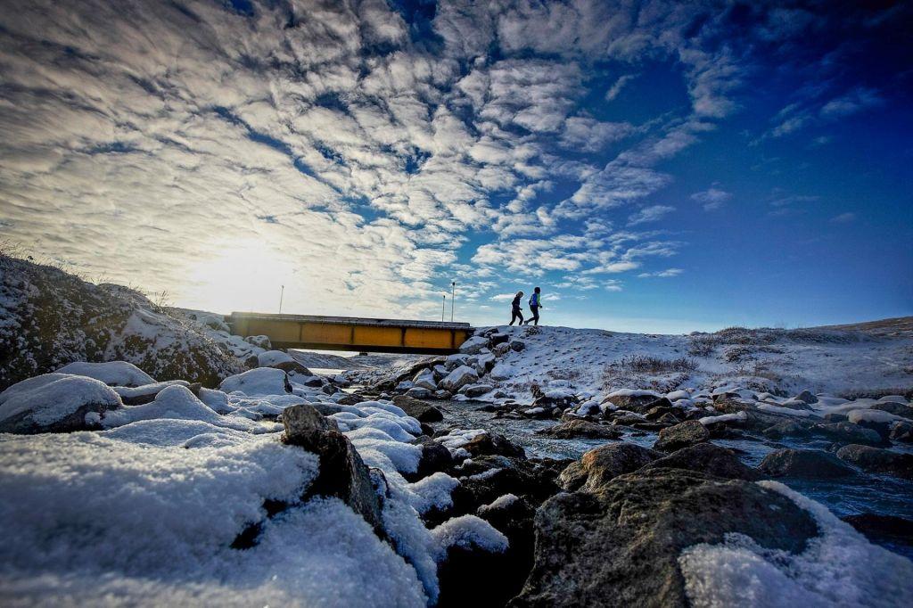 FOTO: Zimsko pohodništvo
