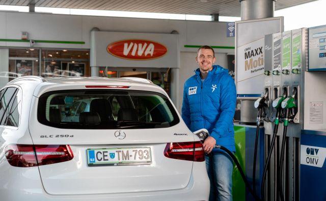 <strong>Slovenski vozniki izbirajo najbolj kakovostno ponudbo goriv. Foto: Žiga Intihar</strong>