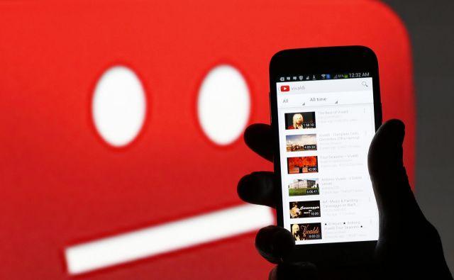 Youtube je posodobitev, ki jo bo najprej začel uvajati v ZDA, napovedal 25. januarja. FOTO: Dado Ruvić/Reuters