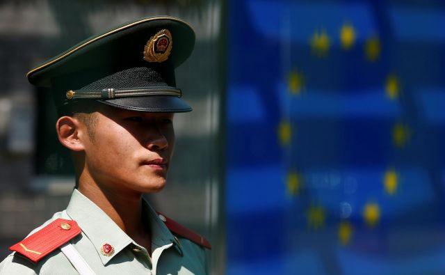 Evropski strahovi o kitajskem vohunjenju po trditvah kitajskih državnih medijev nimajo zveze z realnostjo. FOTO: Reuters