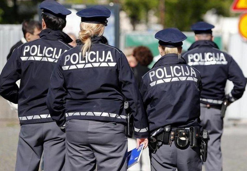 Napad na policista v Ilirski Bistrici