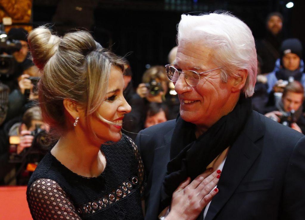 Slavni igralec pri 69 letih drugič postal oče