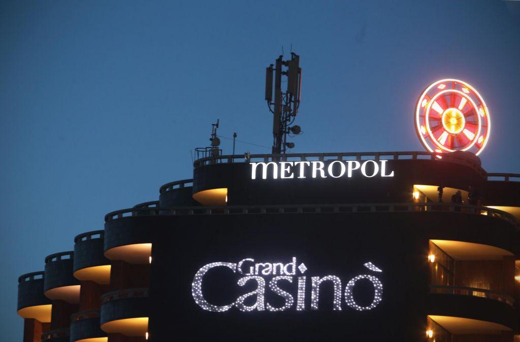 Hoteli Metropol v prenovo bazena