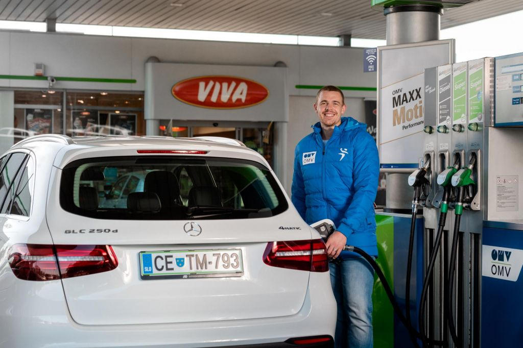 Za brezskrbno vožnjo pozimi je ključna tudi izbira goriva