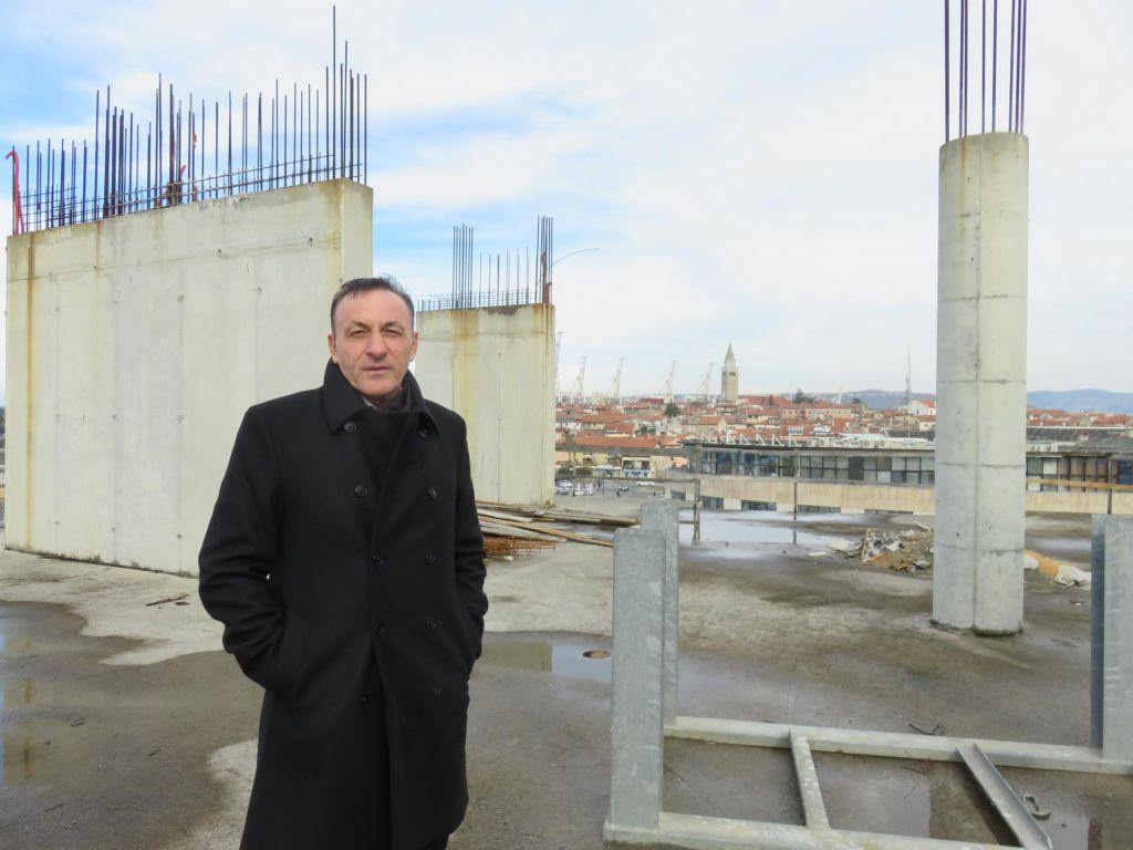 FOTO:Guberac trdi, da ima največje gradbišče v državi