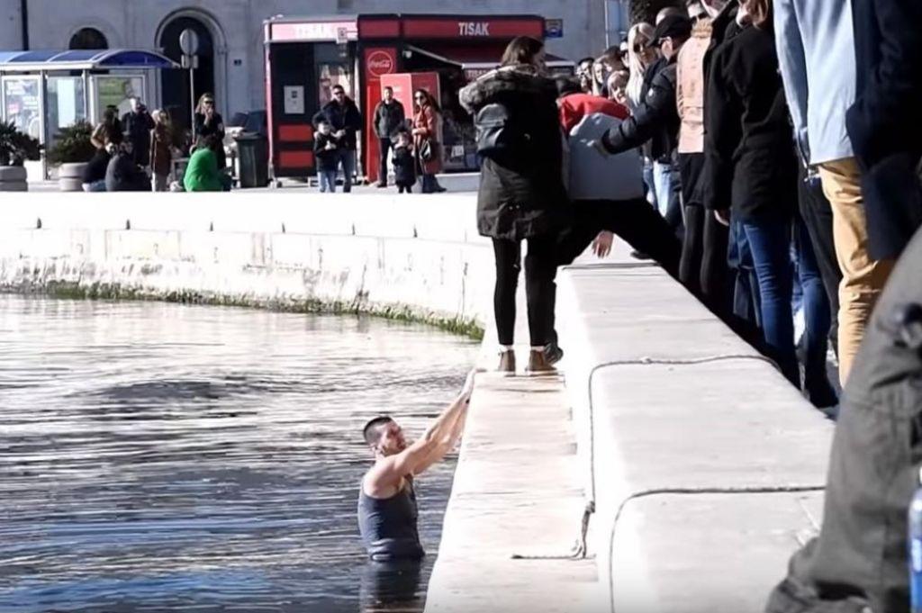 FOTO:Splitska policija ovadila napadalce na beograjske vaterpoliste (VIDEO)