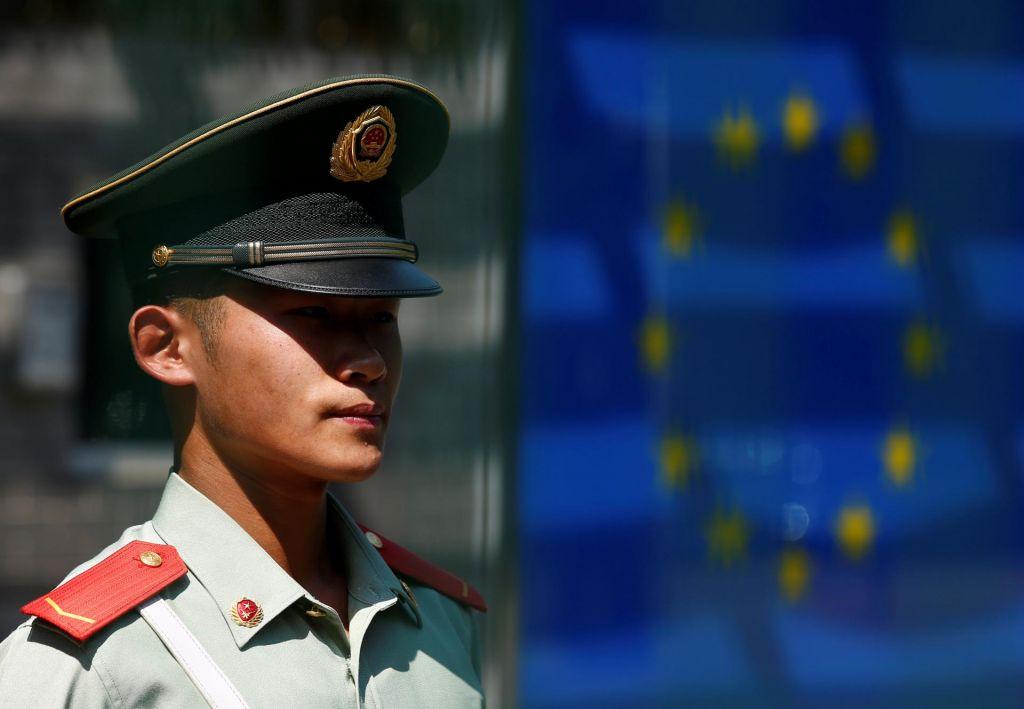 Kdo so kitajski vohuni v Evropi