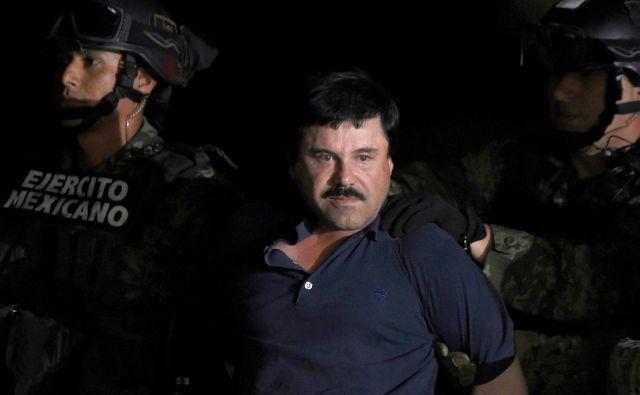 Joaquín »El Chapo« Guzmán FOTO: AFP