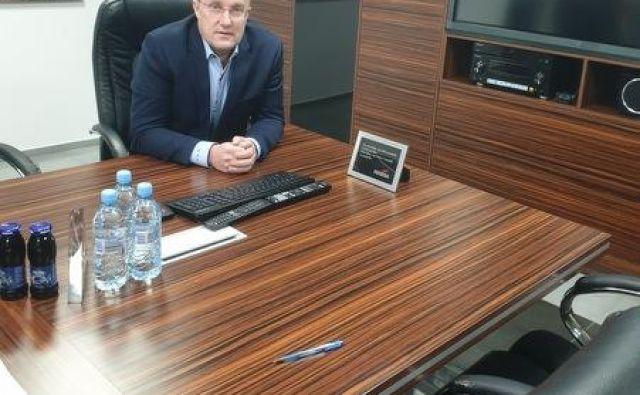 Novi predsednik Boksarske zveze Slovenije je Damjan Habjanec. FOTO: Reseda