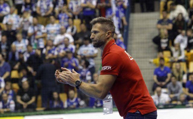 Tomaž Ocvirk še čaka na prvo točko na tujem. FOTO: Mavric Pivk