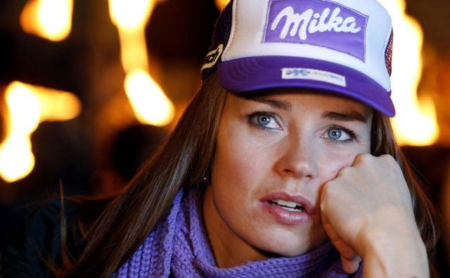 Tina Maze se šele zdaj, ko gleda na svojo športno pot z razdalje in v novih vlogah, zaveda, kaj je dosegla med tekmovalno kariero. FOTO: Matej Družnik/Delo