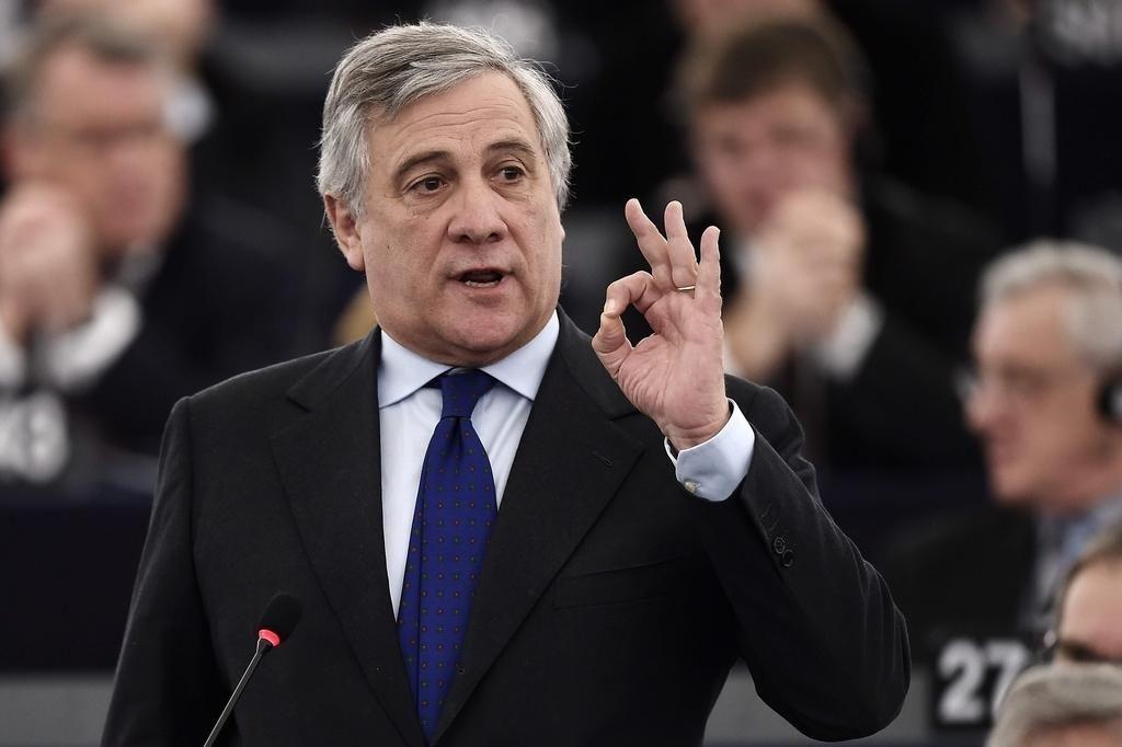 Slovenski in hrvaški poslanci EPP enotno proti Tajaniju