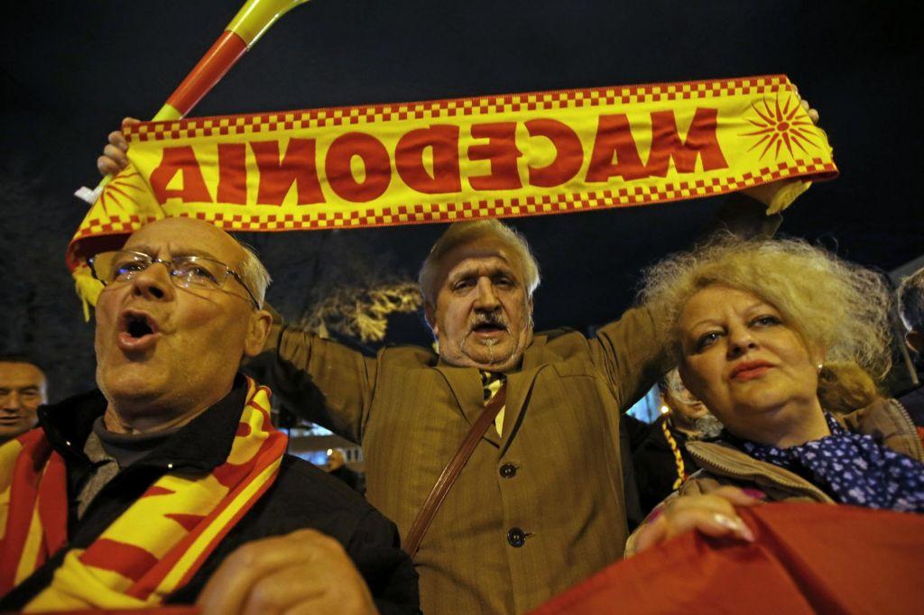 Zdaj samo še Severna Makedonija