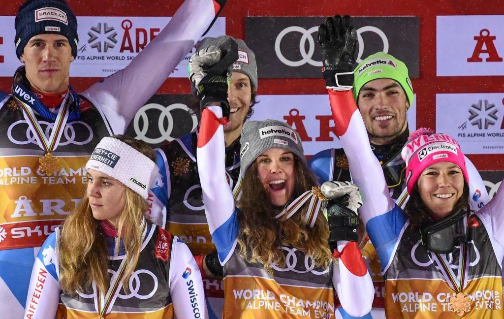Švicarji so Avstrijcem zadali nov boleč udarec