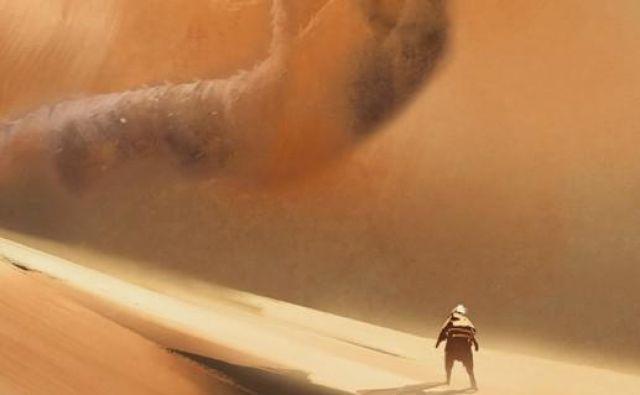 peščeni planet Foto Sanje