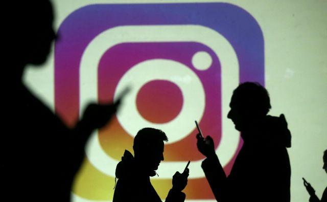 Predstavniki podjetja še niso sporočili točnega vzroka, čemu so uporabniki čez noč izgubili številne sledilce. FOTO: Dado Ruvic/Reuters