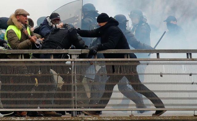 Dettinger je oče treh otrok in je do incidenta delal kot javni uradnik. FOTO: Gonzalo Fuentes/Reuters