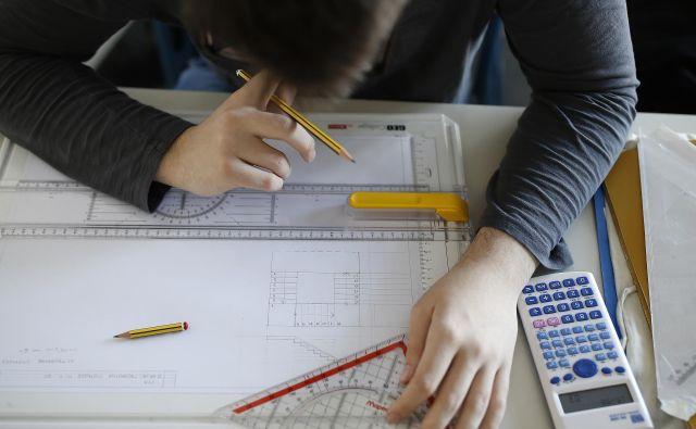 Največje poslanstvo šolskega sistema je (na)učiti. Foto: Blaž Samec/Delo