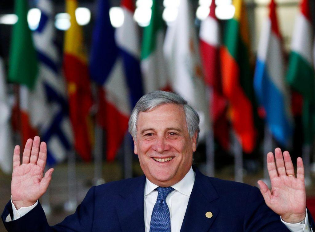Antonio Tajani: »Iskreno obžalujem in se opravičujem«