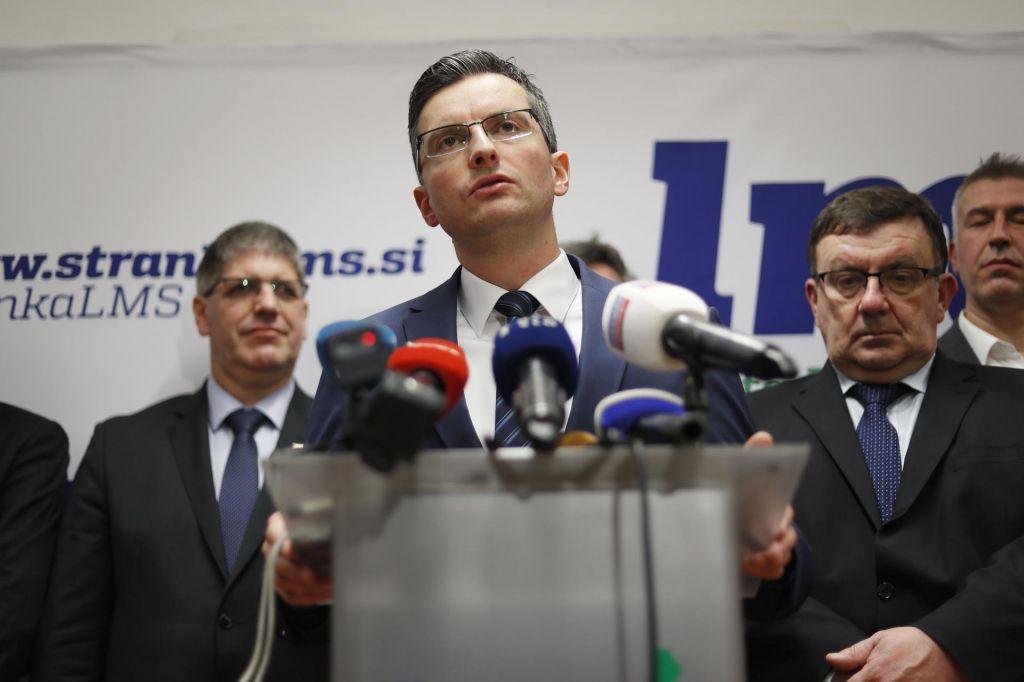 LMŠ bo na evropskih volitvah nastopil samostojno