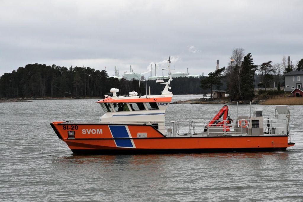 Slovenija prvič do solidnegaekološkega plovila