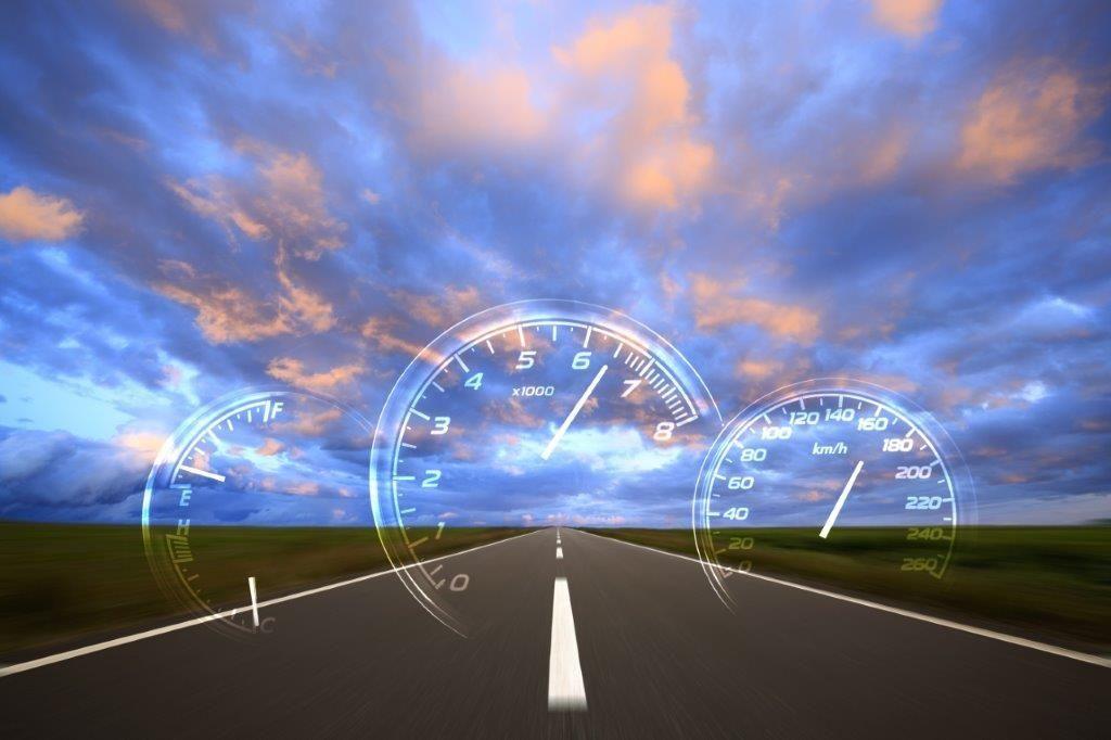 FOTO:Kako hitro je res primerno hitro?