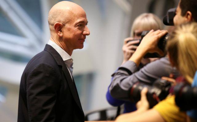 Podjetje se je odločilo, da novega sedeža v New Yorku ne bo gradilo. FOTO: Lindsey Wasson/Reuters