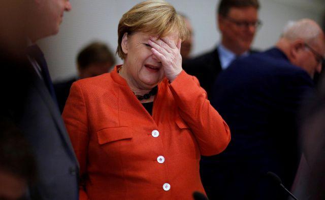 Angela Merkel FOTO: Axel Schmidt/Reuters