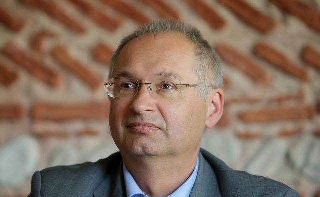 Darij Krajčič je podal odstopno izjavo. V LMŠ so njegovo odločitev komentirali kot edino možno, dejanje pa kot nedopustno. FOTO: Jož�e Suhadolnik/Delo