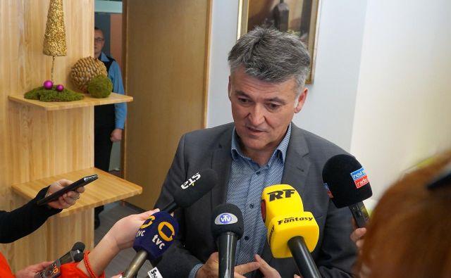 Žalski župan Janko Kos. FOTO: Brane Piano