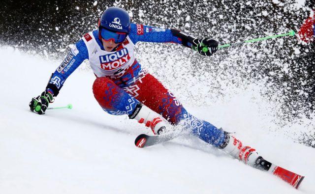 Petra Vlhova je dočakala zmago na SP. FOTO: AFP