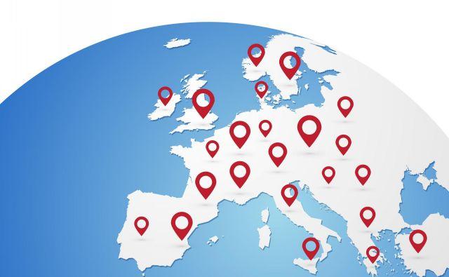 Google je tako globoko zakoreninjen v vsakdanje življenje prebivalcev Evropske unije, da mu politiki zelo težko postavijo ustrezen pravni okvir. Vir Shutterstock