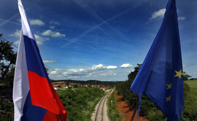 Samostojna Slovenija nujno potrebuje povezovanje z drugimi, potrebuje prijatelje in zaveznike, s katerimi bo uresničevala svoje interese. Foto Roman Šipić/ Delo