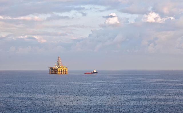 V zadnjih desetih letih so bile pod morskim dnom blizu ciprske, egiptovske, izraelske in libanonske obale odkrite že velike količine zemeljskega plina. FOTO: Shutterstock
