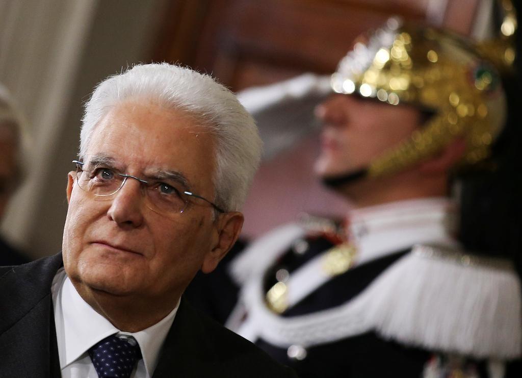 Italijanski predsednik Borutu Pahorju zagotovil prijateljstvo Italije