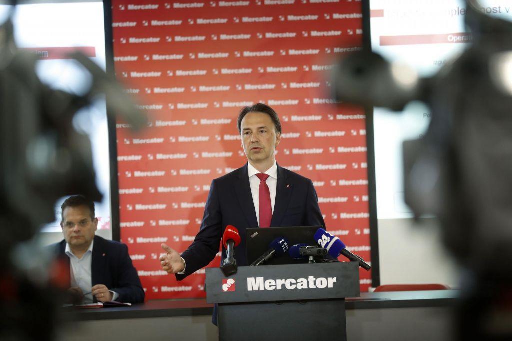 Na račun Mercatorja sedlo 116,6 milijona evrov
