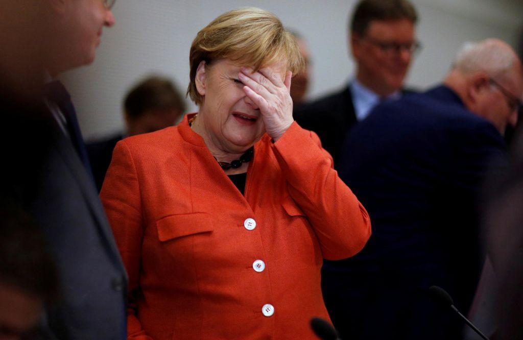 Nemčija se je za las izognila recesiji