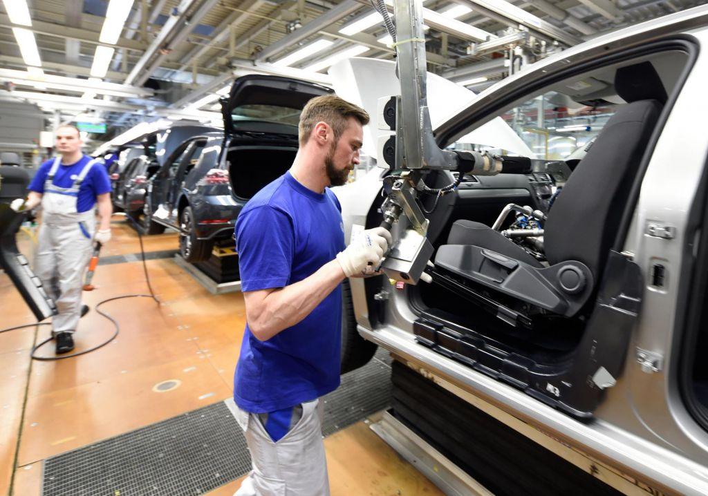 V EU je bila lani 1,9-odstotna gospodarska rast
