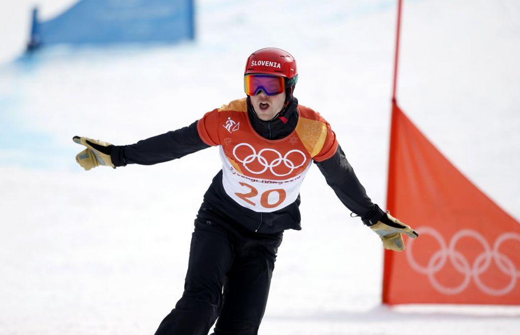 Košir se je na olimpijski progi že izkazal, Mastnak se še mora