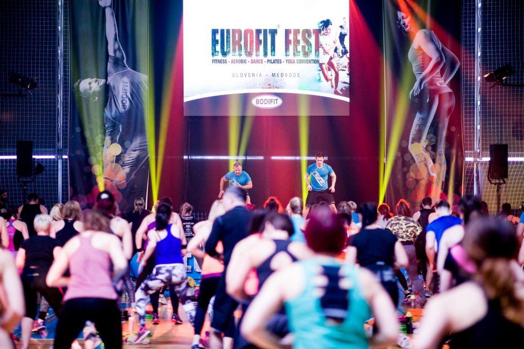 V Sloveniji bo ena največjih fitnes konvencij v Evropi