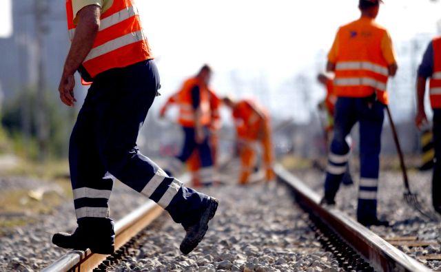 Upravni odbor EIB bo o 250-milijonskem posojilu za drugi tir odločal aprila. FOTO Roman Šipič