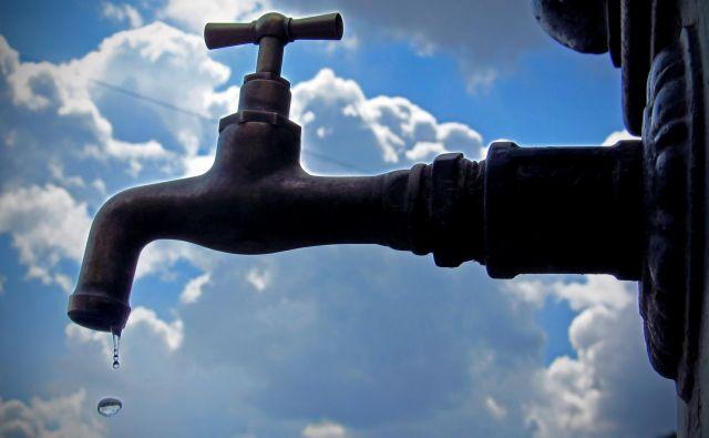 Iz pisem je bilo razbrati grožnje, da bo Kraševcem zastrupil vodo. Foto: Blaž� Samec