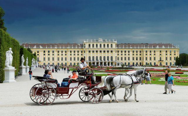 Avstrija je bila poleg Nemčije in Vatikana najglasnejša zagovornica slovenske neodvisnosti. FOTO: Reuters