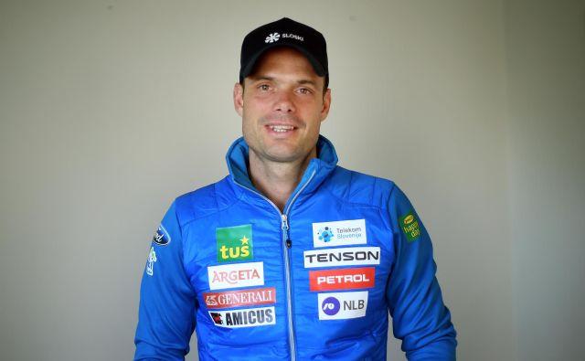 Vodja panoge za alpsko smučanje Miha Verdnik bi rad tekmovalcem zagotovil podobne razmere za delo, kot jih ima konkurenca. FOTO: Jože Suhadolnik/Delo