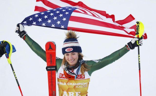Svetovna prvakinja je ubrala pameten pristop, saj tako ustrezno uravnava svojo raven energije in se ne prekuri. FOTO: Reuters