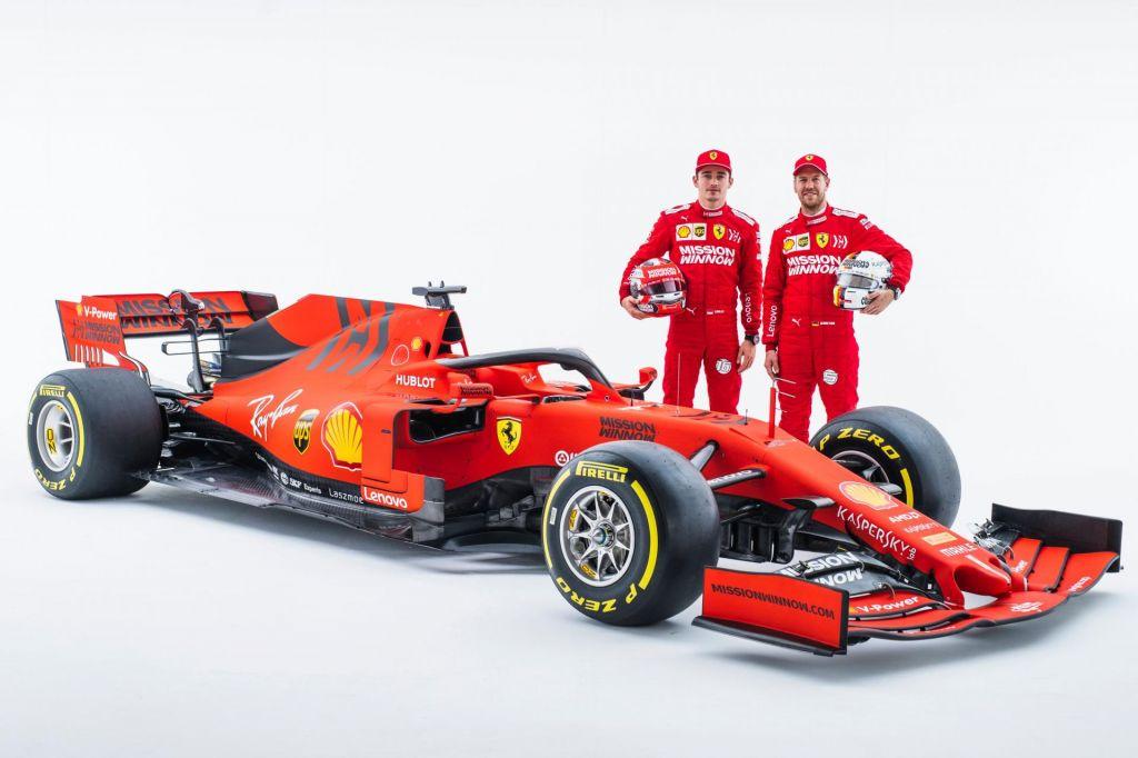 FOTO:Svež veter bi lahko končal Ferrarijevo 12-letno sušo