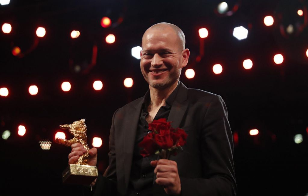 Zlati medved 69. Berlinala filmu Sinonimi izraelskega režiserja Nadava Lapida
