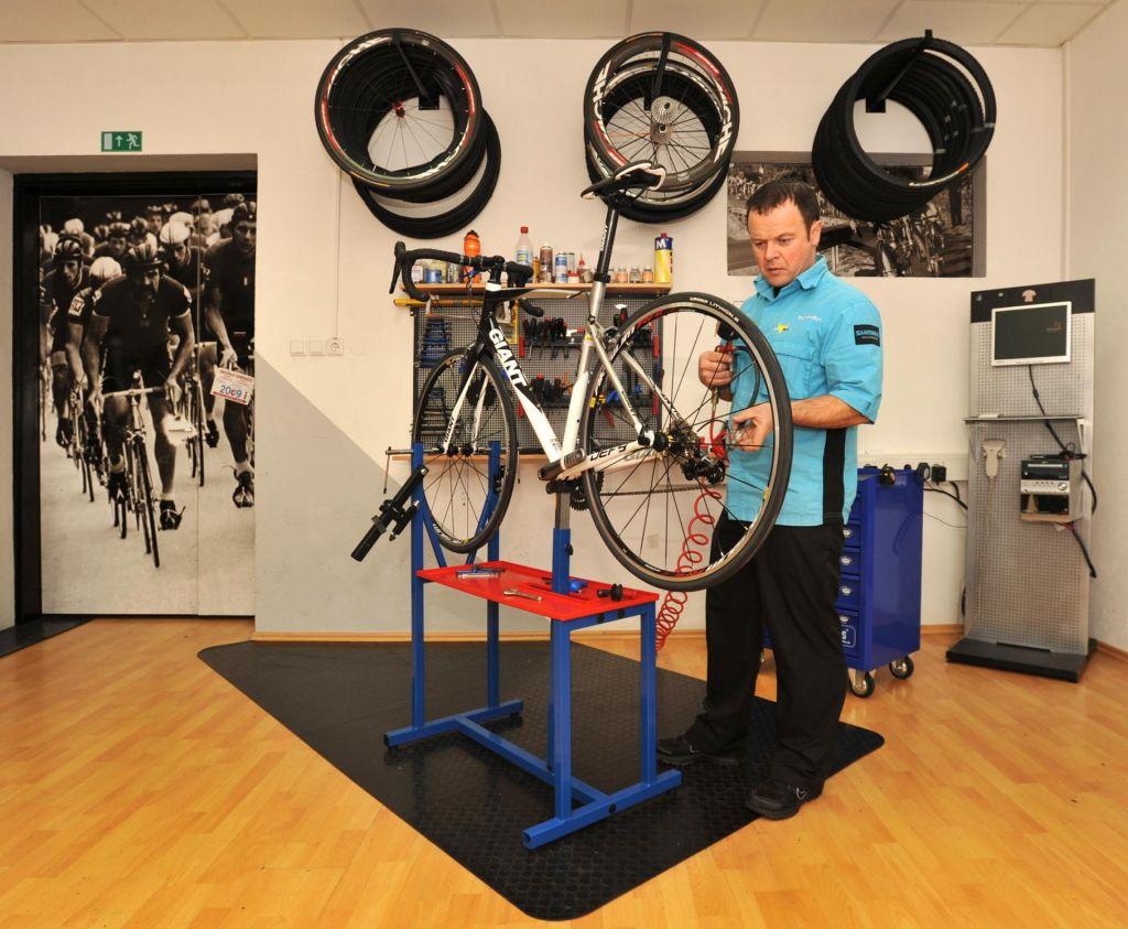 FOTO:Imate pripravljeno kolo